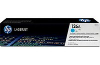 Mực in HP 126A Cyan LaserJet Toner Cartridge (CE311A)